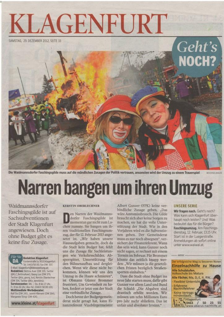 Kleine Zeitung_29_12_2012