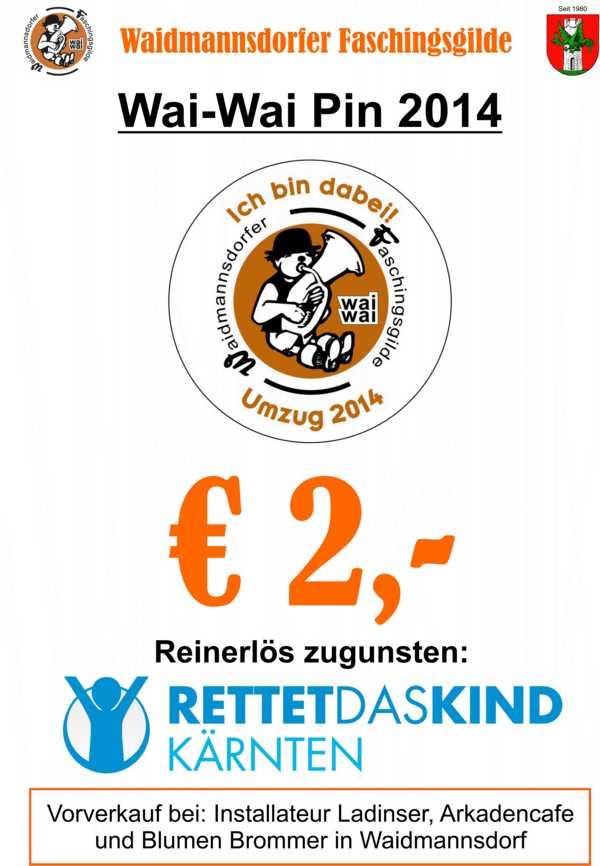 K800_2 Euro für Anstecker